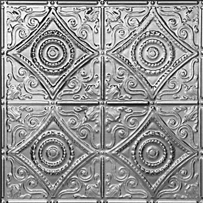 Decorative Tin Backsplash Tiles Impressive 84 Best Metal Ceiling Tiles Images On Pinterest  Metal Ceiling 2018