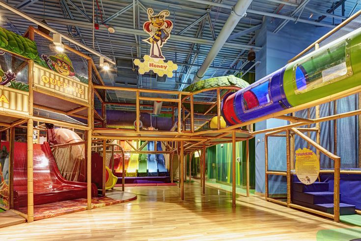 17 best images about indoor playground daycare ideas on for Indoor play activities