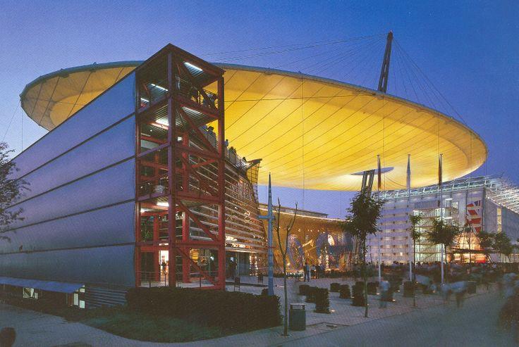 German Pavilion Expo 92 Seville