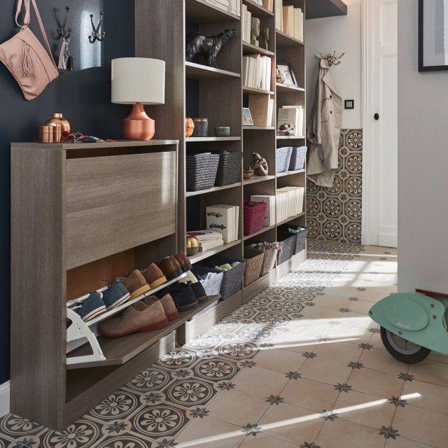 Catalogue castorama 10 inspirations copier meuble de - Meuble a chaussures castorama ...