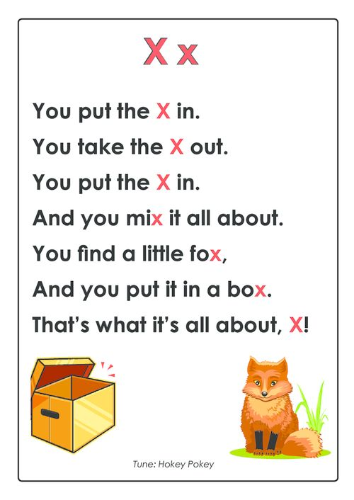 Worksheets X Pictures For Kindergarten 10 best images about kindergarten letter x on pinterest watches abc songs x