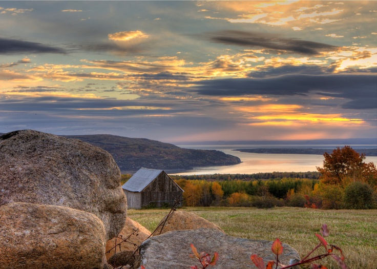http://quebectourisme.ca/?section=Charlevoix  Photo : Tourisme Charlevoix