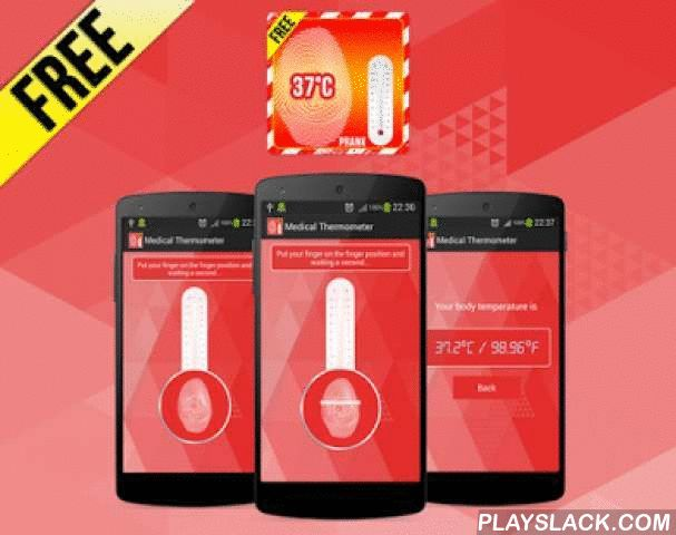 Finger Body Temperature Prank1  Android App - playslack.com , Finger Body Temperature Prank is an amazing prank thermometer to check body temperature. If you are a prankster you would definitely love this prank temperature sensor for fever. Basal Thermometer it's a prank app that determines your current bogus heat range (measuring temperature) which is created for those who would like to have fun with other people and need to reveal the effectiveness of their newest apps. Temporal…