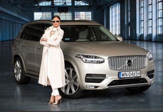 Volvo Xc90 Commercial >> بانوان ولوو را می پسندند Volvo Xc90 Volvo Commercial