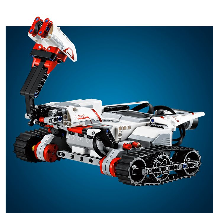 Build a Robot - LEGO® MINDSTORMS® - LEGO.com - Mindstorms LEGO.com