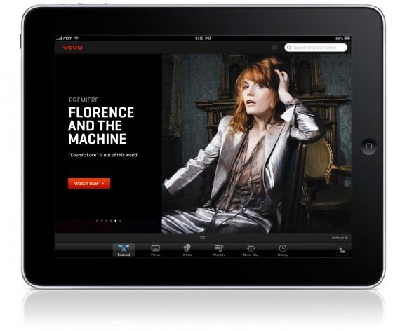 #Vevo IOS App Review and its Features