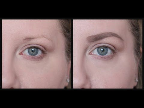 3 Ways To Fill In Your Eyebrows For A Natural Appearance - Tutorial | Shonagh Scott | ShowMe MakeUp - YouTube