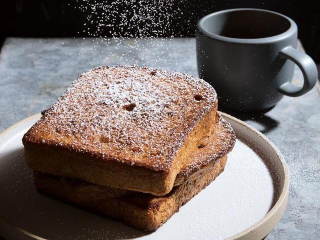 7 Resep Roti Bakar Teflon Aneka Topping Untuk Menu Sarapan Hingga Camilan Rasanya Kekinian Food Network Resep Makanan Makanan