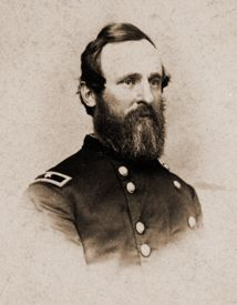 When the Civil War began, Rutherford B. Hayes offered his services to the state of Ohio. Governor William Dennison appointed him to the rank of major in the 23rd Ohio Volunteer Infantry. He saw much active service, rising to the rank of major general. He was severely wounded on September 14, 1862, at the Battle of South Mountain.