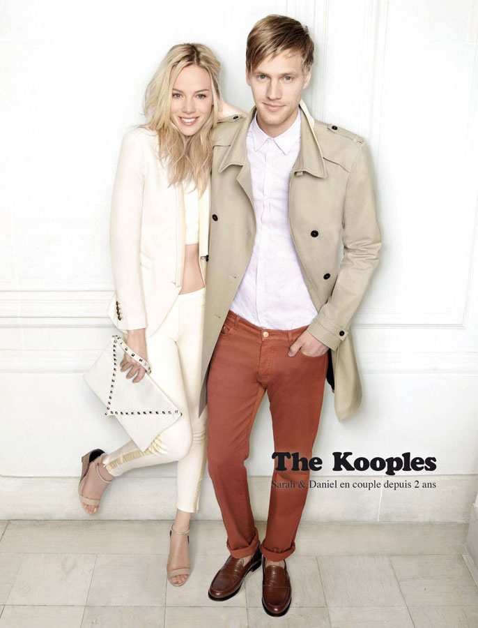 Daniel Lönnström for The Kooples