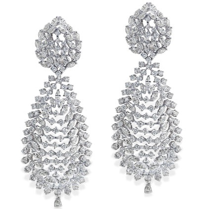 612 best Earrings images on Pinterest | Indian jewelry, Antique ...