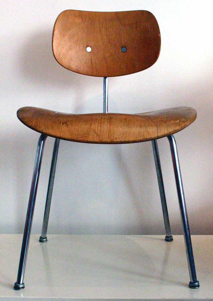 Egon Eiermann's chair