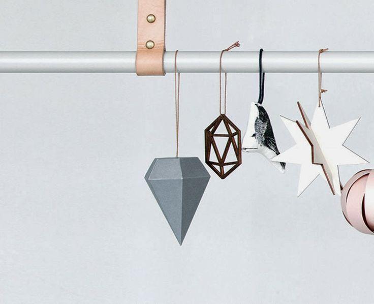 Contemporary Christmas Ornaments – Ferm Living | The Design Tabloid