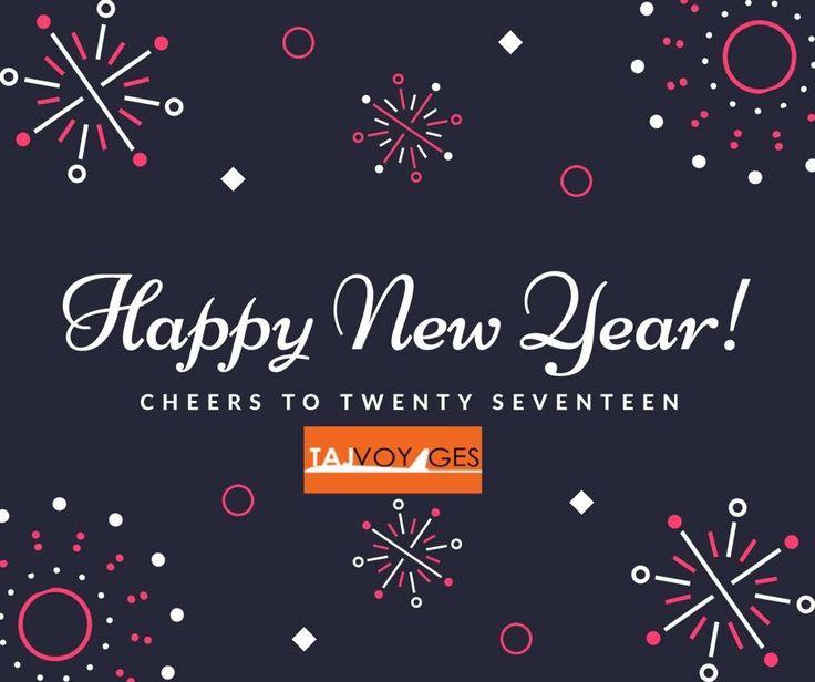 Cheers to 2017! NewYearsEve #TajVoyages #IncredibleIndia