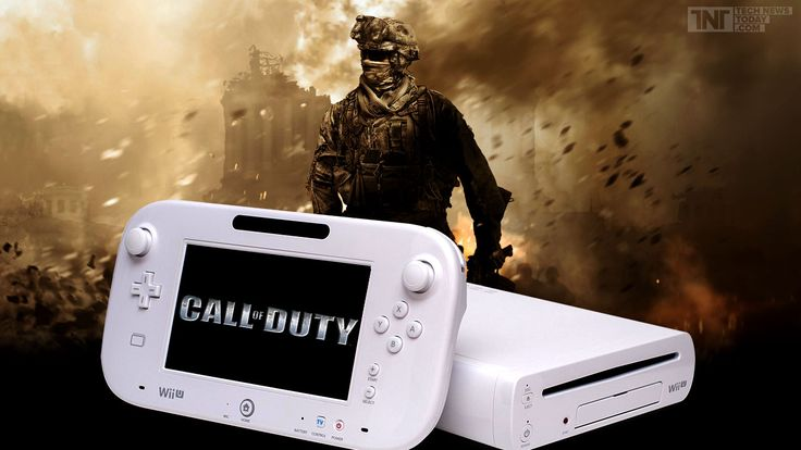 Why A Wii U Call Of Duty Is Necessary For Activision