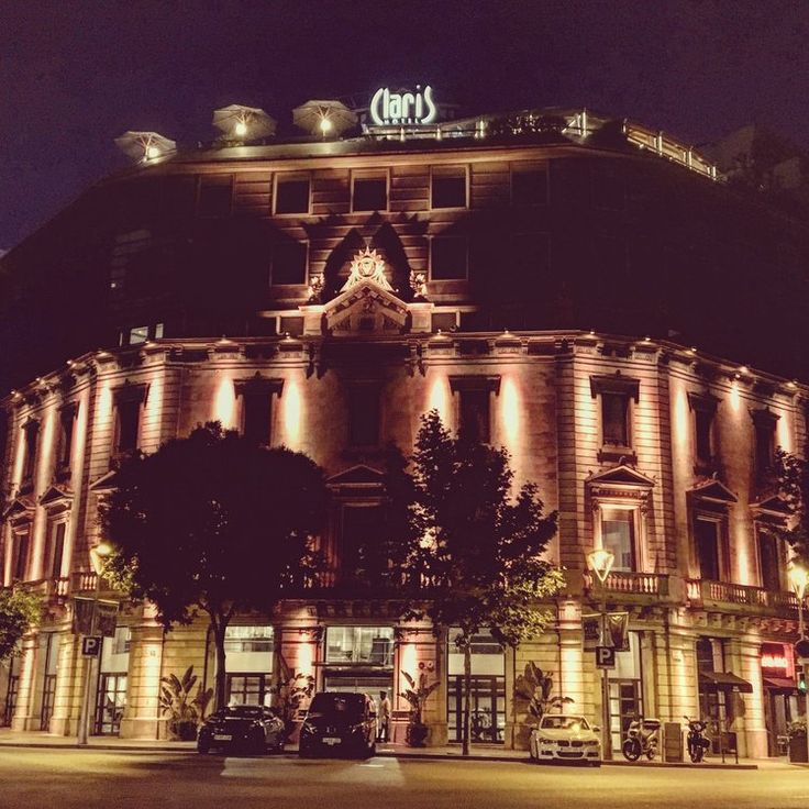 Hotel Claris, Barcelona Spain #barcelona #spain #luxuryhotel