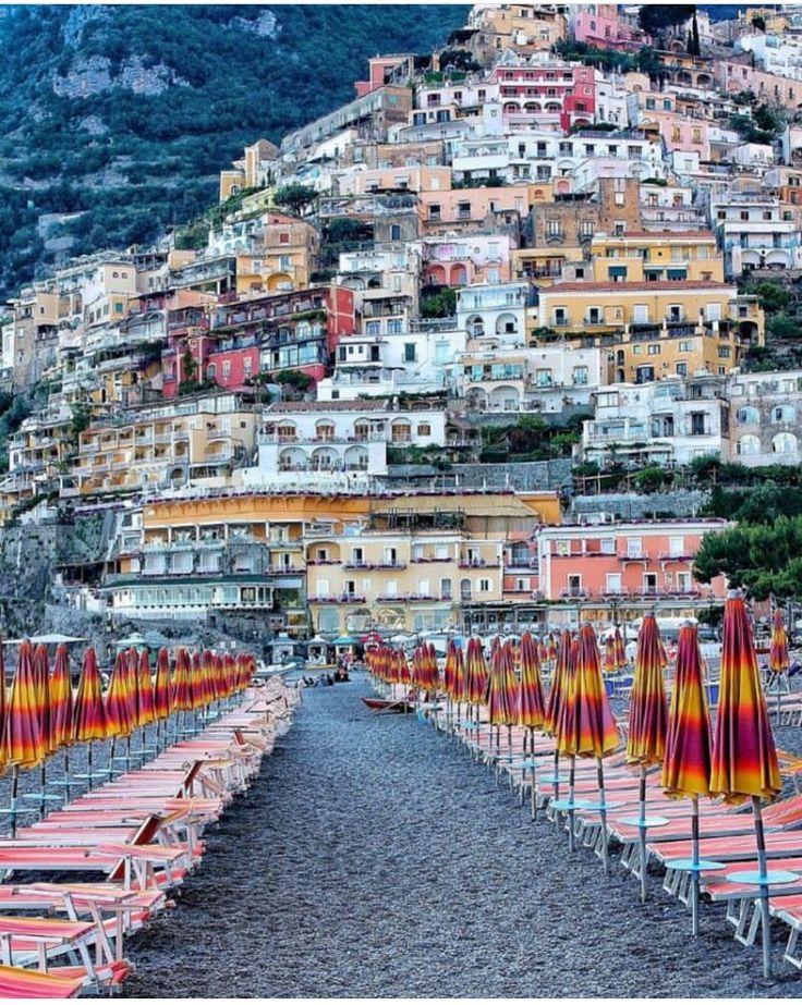 Positano (comuna italiana), Costa Amalfitana, Salerno, Câmpania, Itália