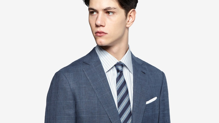 Simone Nobili for Zegna Spring Summer 2013   http://store.zegna.com/it/lookbook/ERMENEGILDOZEGNA_SS_2013/ez-look-12-ss_gid16527