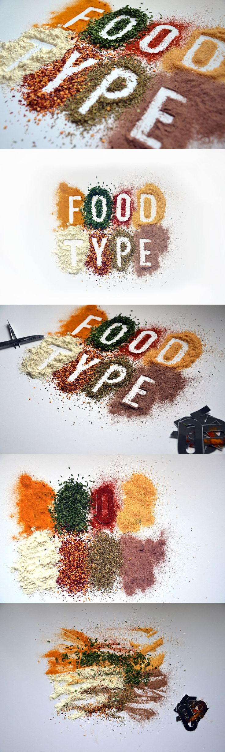 Food Typography (03)