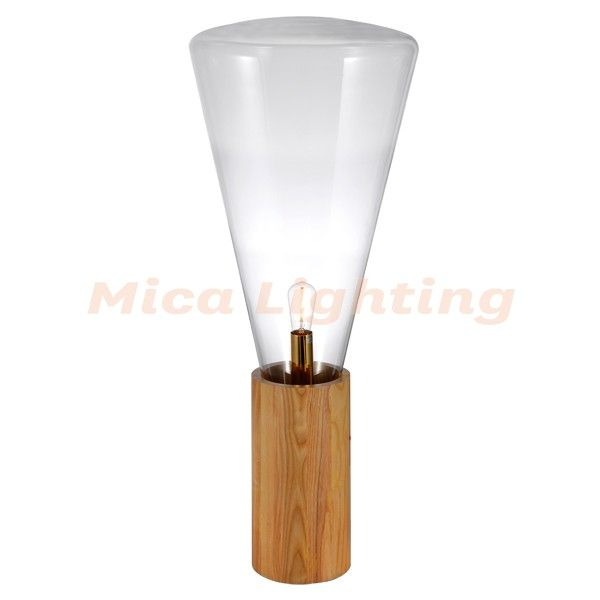 Muffin H1016 Timber Floor Lamp Dan Yeffet Lucie Koldova Replica