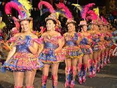 Resultado de imagen para carnaval con la fuerza del sol arica