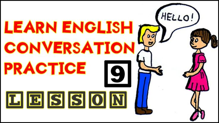 English Conversation Lesson 9 | English Speaking Practice | Learn englis...