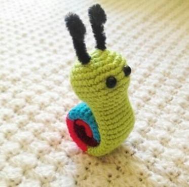 Mejores 19 imágenes de Penguins Seals & Snails Crocheted en ...