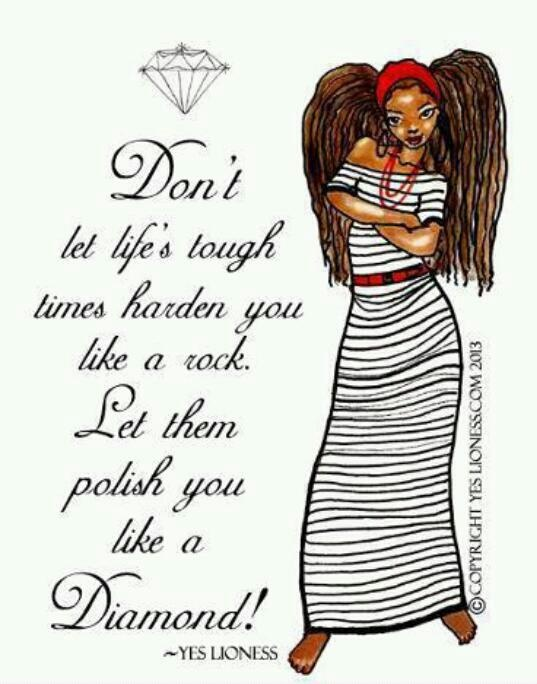 BLACK GIRL QUOTE
