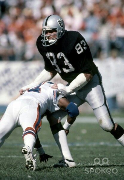 Ted Hendricks (The Mad Stork)- Oakland Raiders Hall of Fame and OMG the stories I can tell of being with this amazing guy from my hometown. Ted we all love you .
