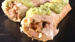 Turkey Cigars with Jalapeno Pesto Recipe | The Chew - ABC.com