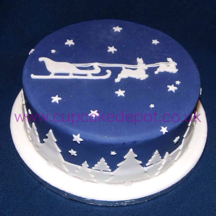 Decorating Ideas > Sleigh Cake  Christmas Cake ~ 175420_Jane Asher Christmas Cake Decoration Ideas