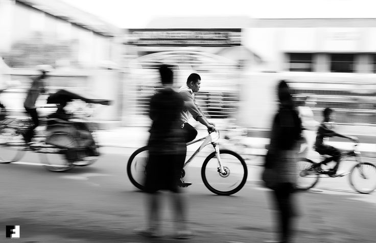 Car Free Day by Fajar Marantika on 500px