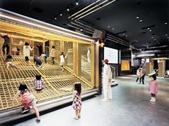 Fun places to visit with the kids while in Japan. In this pic, its the Creative Thinking - the cup noodles museum @ Osaka Japan