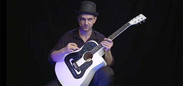 Игра на гитаре на новом уровне - http://pixel.in.ua/archives/12420