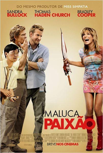 Maluca Paixão : Poster