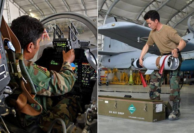 Afghan Air Force takes another major step amid ongoing efforts to bolster ANDSF capabilities - Khaama Press (KP) | Afghan News Agency
