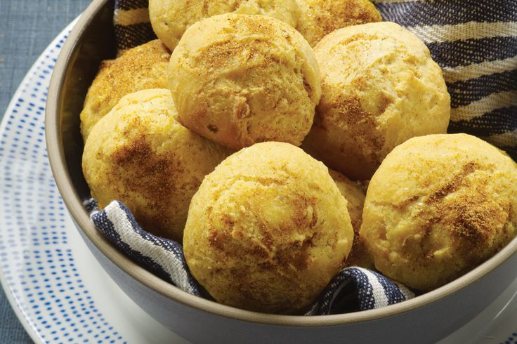 Baked Hush Puppies. Finely ground cornmeal and soft wheat flour (such as White Lily All-Purpose Flour) or cake flour keep these hush puppies tender on the inside.