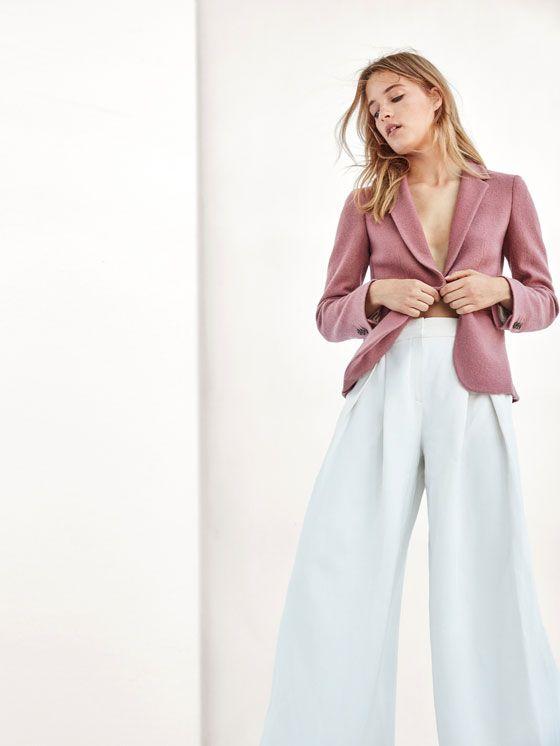 Blazers de mulher | Primavera-verão 2017 | Massimo Dutti