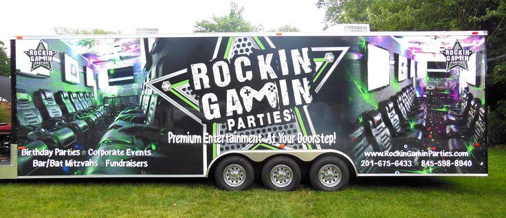 Rockin Gamin Parties