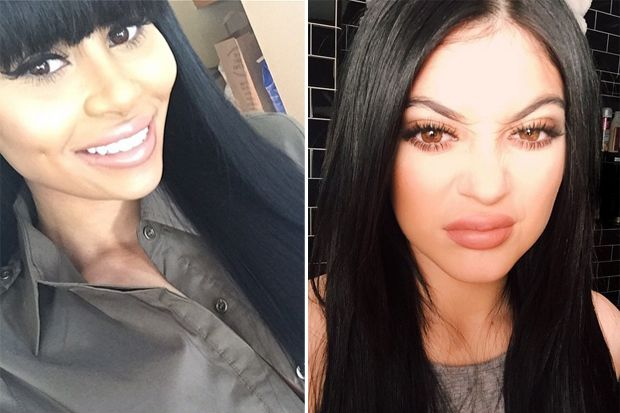 WELCOME TO DEBORAS BLOG: BLAC CHYNA OPTS FOR PLASTIC SURGERY TO LOOK LIKE K...