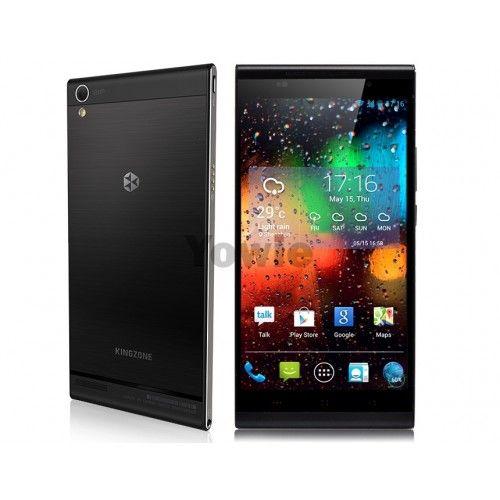 #Смартфон KingZone K1 Turbo с 5,5 дюймовым экраном, отображающий картинку журнального качества, в металлическом экстерьере, со сдержанным, но дорогим дизайном. С мощным железом, способным решить фактически любую задачу смартфона: 8-ядерный MT6592 (1.7GHz), 16 Гб, слот для карт #MicroSD (до 128 Гб), задняя камера - #сенсор #Sony Exmor RS на 14.0Мп (4864×2736), #апертура F/2.0, #LED-вспышка, #автофокус и передняя #камера 8.0Мп.  http://yowie.ru/mk0248b  #купить #смартфон #телефон #часы #ёви…
