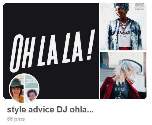 style advice for DJ OhLaLaHydi - by @doctorfashion. #imagostyling #personalshopper #fashion #style #styleadvice #DJ #look #ohlala  #blog #moodkids