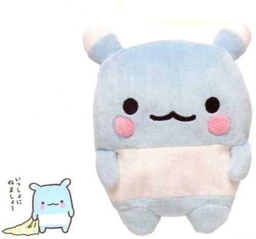 "San-X Oyasumi Bakura Dream Spirit Tapir 7"" Plush"