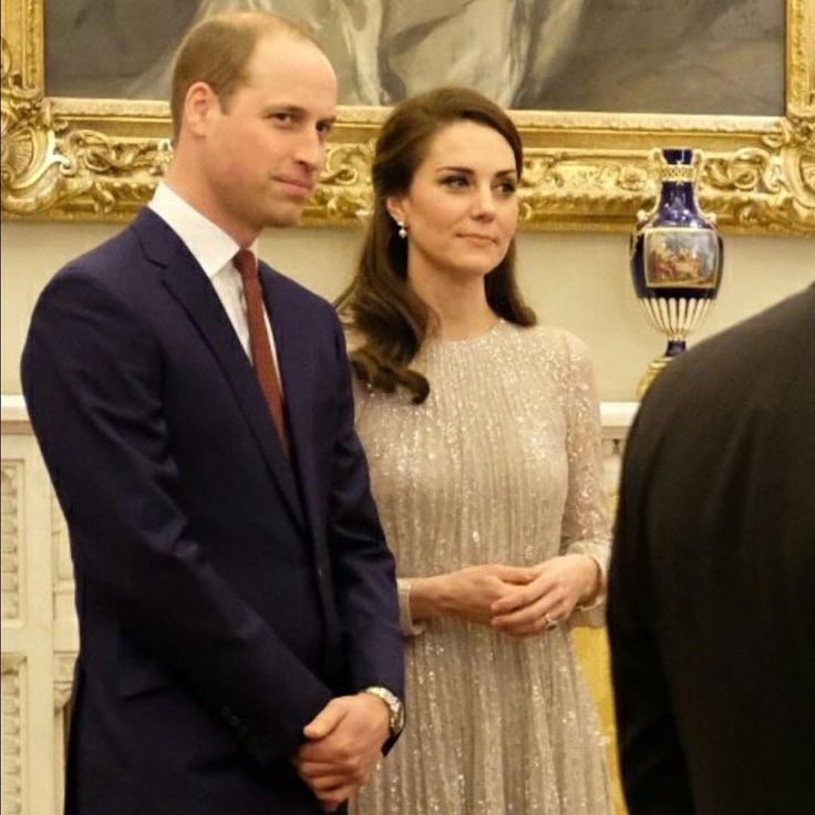 William and Kate at the india And London culture celebration At Buckingham palace