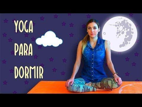 Posturas de Yoga para antes de dormir... ¡logra un sueño profundo!