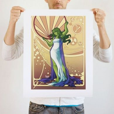 HANIE MOHD'S MARVEL BALLGOWNS ARE NOW OFFICIAL MARVEL MERCH ON WELOVEFINE!
