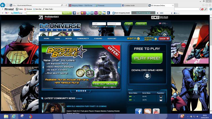 DC Universe MMORPG