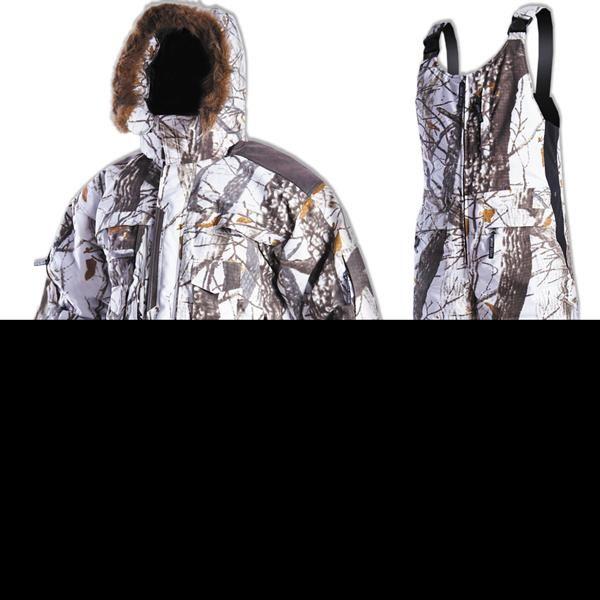 Зимний костюм беркут для рыбалки