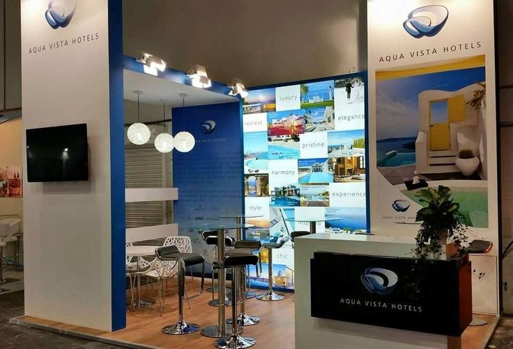 Aqua Vista Hotels to Show its Best at WTM London and Philoxenia Tourism Fairs.