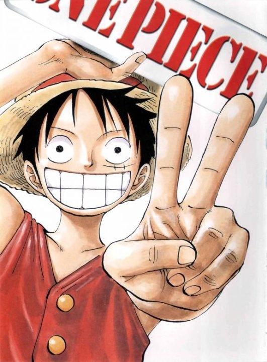 One piece Luffy Peace